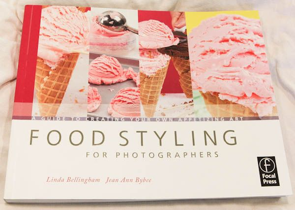 Food Styling: Props, Books, & Photo Quality