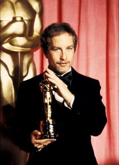 """1977: Best Actor - """"The Goodbye Girl"""" #SableFilms #Oscars"""