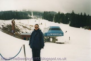 The Beesley Buzz: Canada and California: My two-stop holiday to visit my two Aunts