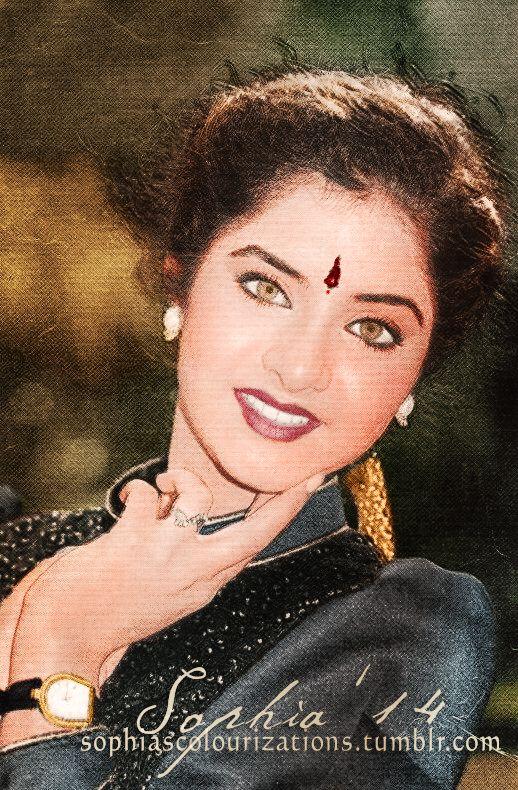 Divya bharti triple x bf