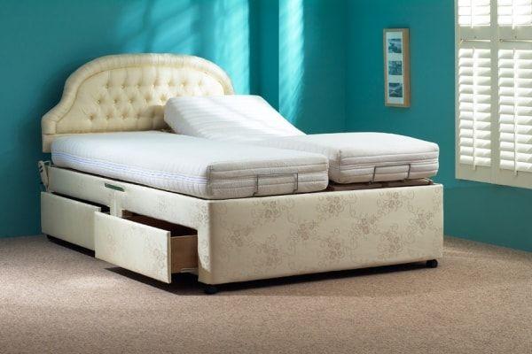 Helston Dual Adjustable Bed Adjustable Beds Comfort Mattress Bed