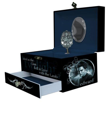 Twilight Music Jewelry Box ** Check this awesome image…