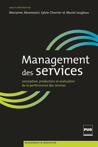 Management de services : Conception, production et évaluation de la performance des services | 121.07 ABR