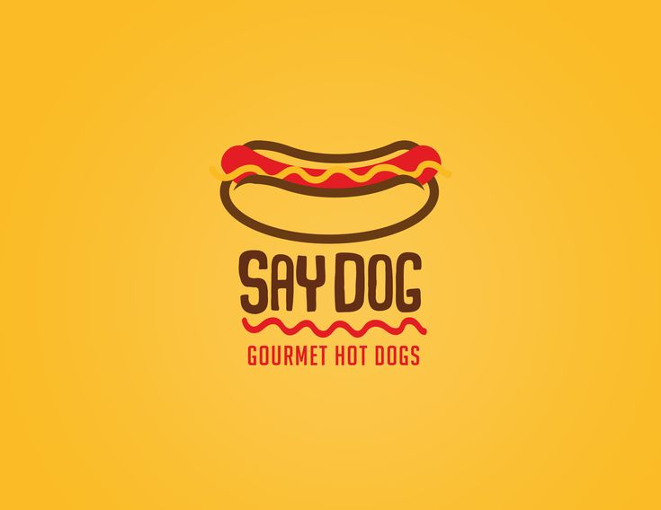 "Consulta mi proyecto @Behance: ""Logo Proposals for Say Dog Gourmet Hot Dogs in Chile"" https://www.behance.net/gallery/45718157/Logo-Proposals-for-Say-Dog-Gourmet-Hot-Dogs-in-Chile"