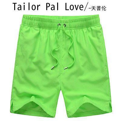 High quality summer sport short pants men's beach pants printed quick-drying - Jeans, Pants & Shorts