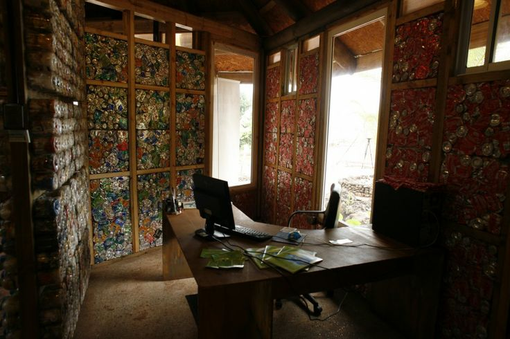Eco Hare, la casa sustentable de Rapa Nui - VeoVerde