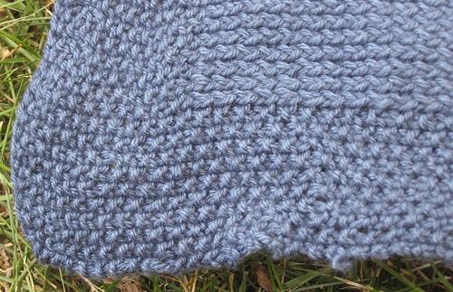 Finger Knitting Blanket : Finger knit a blanket fingers blankets and knits