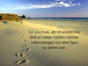 Christliche Lieder, Deutsch: Spuren im Sand – YouTube