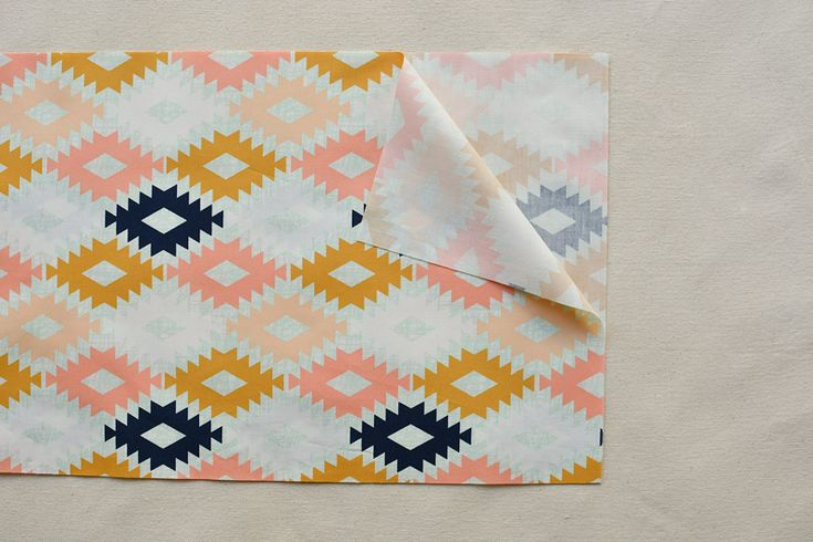How to Sew French Seams + Arizona by April Rhodes Fabric Giveaway | Sew Mama Sew |