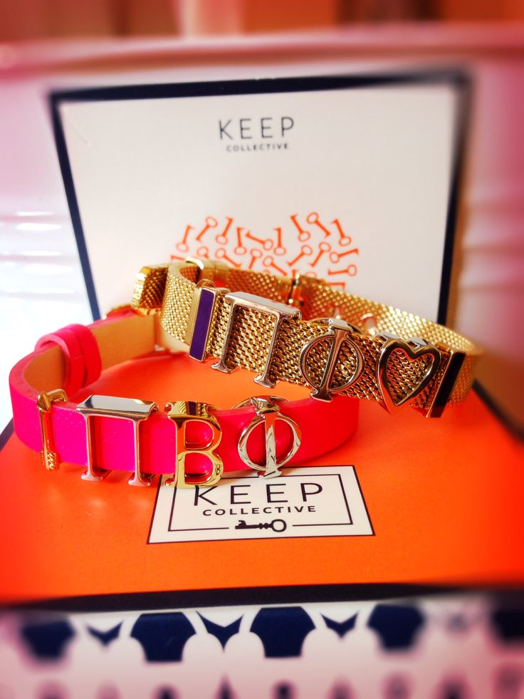 Sorority Love!! Show your greek spirit with these personalized bracelets. Pi Phi or any sorority/fraternity or combination. The perfect bid day, big sis/lil sis or birthday gift! www.keep-collective.com/with/jillelledge