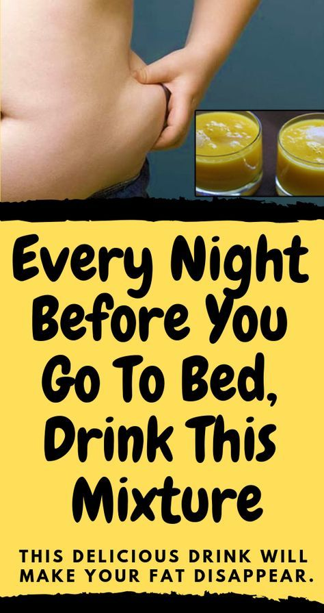 This delicious drink will make your fat disappear. No, really! Everything that y…