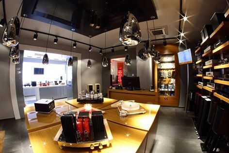 Hi-Ton Home of Perfection. Exclusive audio showroom in Warsaw, where our amplifiers are presented from now.