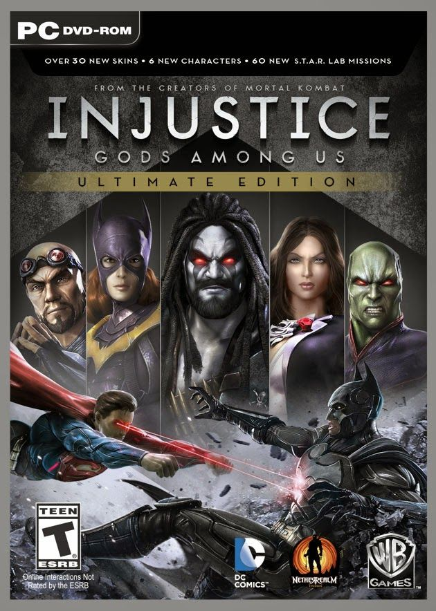 Gods Among Us Games free download setup for windows. In