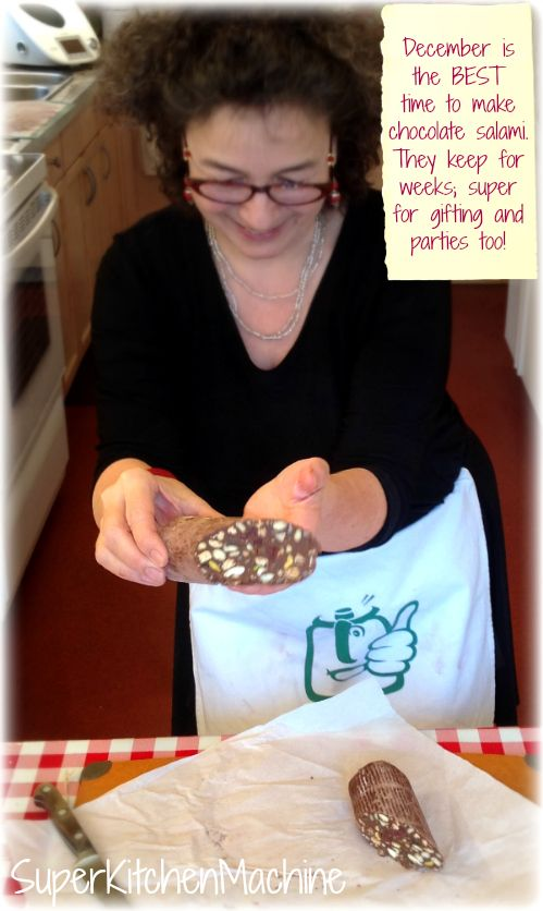 making my fave Thermomix #Christmas #recipe: