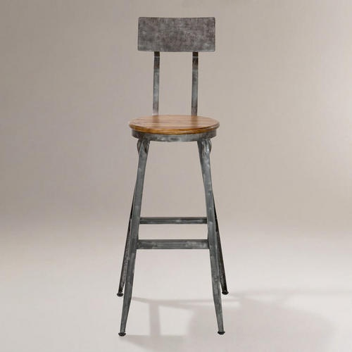 One of my favorite discoveries at WorldMarket.com: Hudson Pub Stool, want this for a kitchen island!