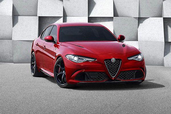Alfa Romeo - Armstrong Motor Group
