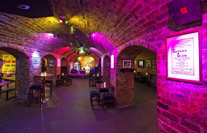 The Cavern Club, Liverpool, had the best night ever at this iconic venue