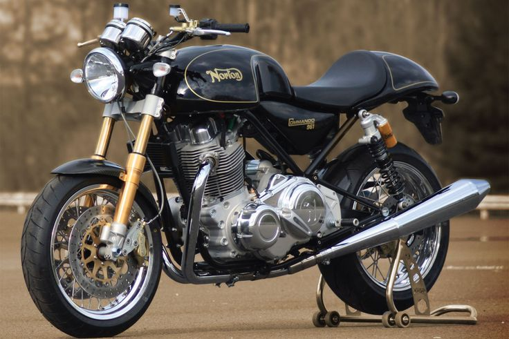 2011-Norton-Commando-961-Sport - gorgeous and mean in every way.