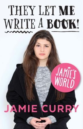 "Jamie's World: They Let Me Write A Book! / Jamie Curry. ""Allow me to introduce myself. I'm Jamie, I'm 19-years-old. I make videos on the Internet, and enough people watched them that they let me write a book. I know. What is life?"" Inside these pages is my life so far, and what I've learnt - or haven't learnt - along the way."