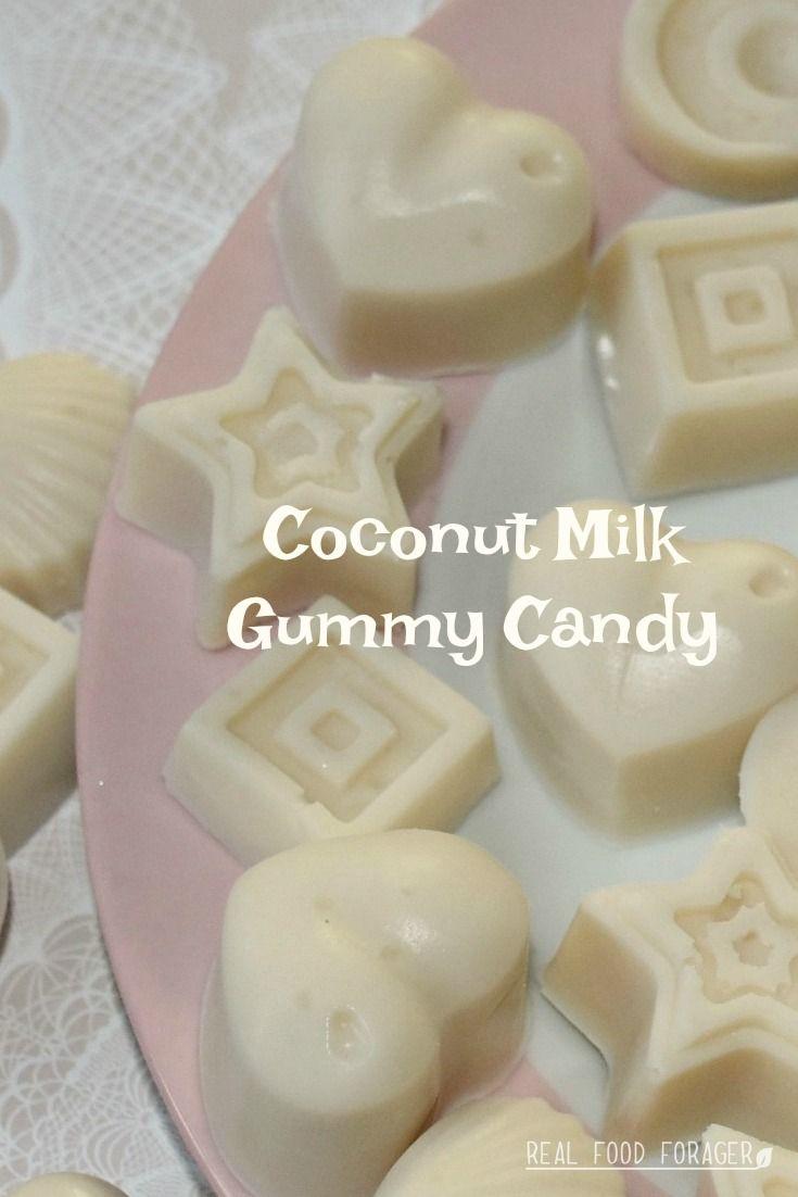 Recipe: Coconut Milk Gummy Candy (Paleo, SCD, GAPS…