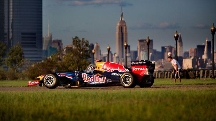 """""""Auto Motor und Sport"""" - Fährt die Formel 1 bald nachts durch New York?"""