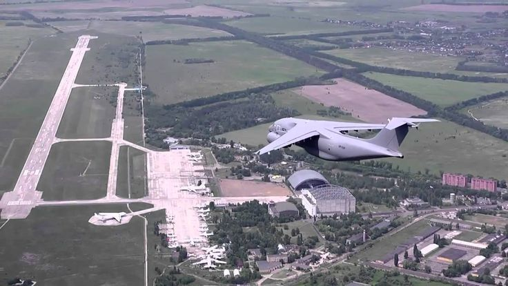 Paris Air Show 2015: Antonov debuts An-178 airlifter at Le Bourget