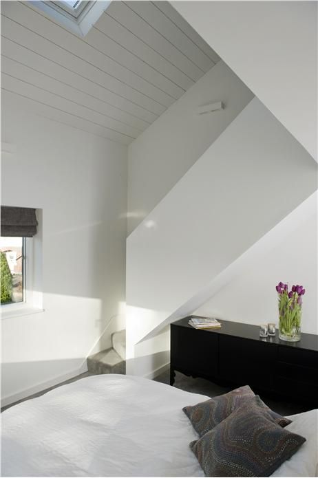 An inspirational image from Farrow and Ball [color: Strong White]