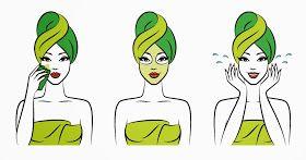 Fée Moi Belle: Aujourd'hui, je dis adieu à mes points noirs ! • DIY Masque naturel (et très efficace! )•