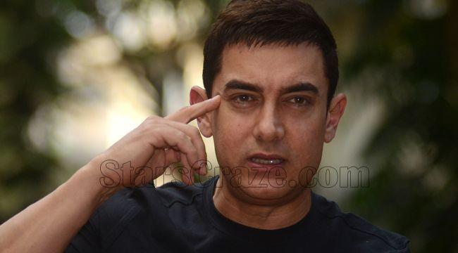 Aamir Khan Will Talk To Salman Khan About Photographers   StarsCraze