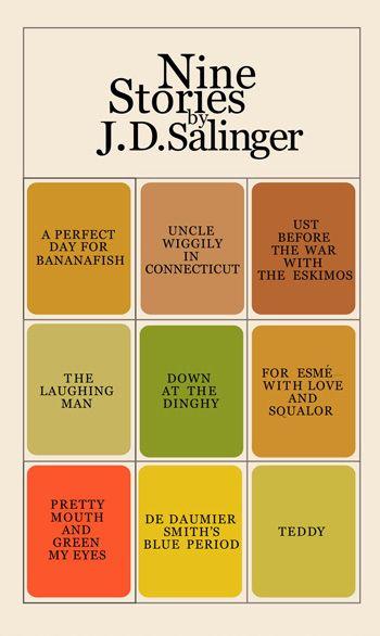 Nine Stories , by J.D. Salinger