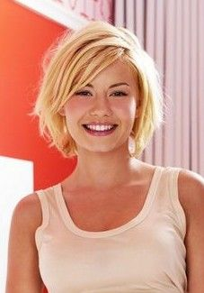 Side View of Graduated Bob Hairstyle – Trendy Bob Haircut for Women | Hairstyles Weekly