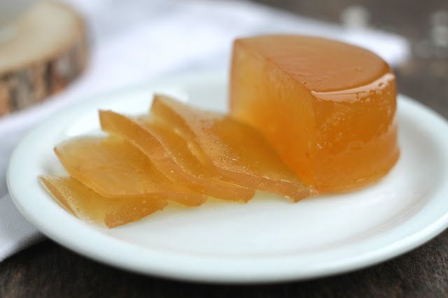 Maçãzada / apple marmalade