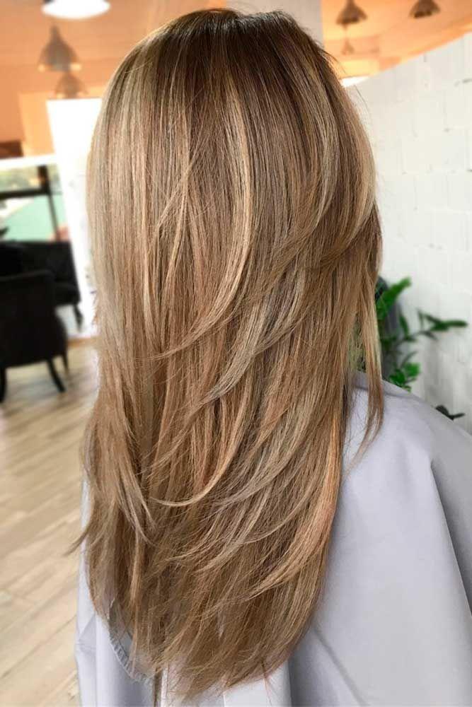 Best 25 Long Layer Haircuts Ideas On Pinterest Hair