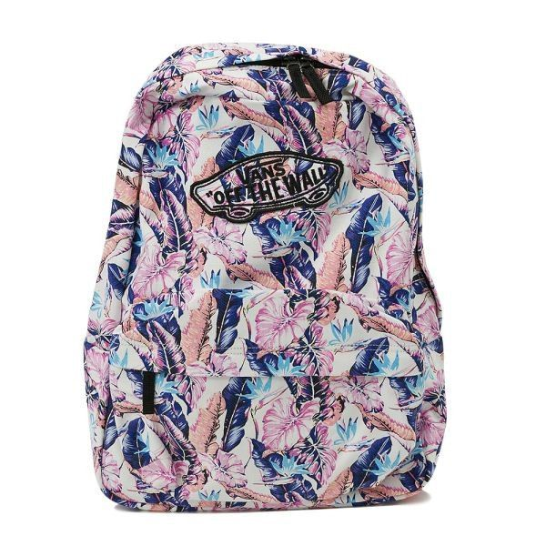 VANS REALM BACKPACK VN000NZ0IKP 16SP(TROPICAL) MULT [abc-martnet_5490300001099] - $39.99 : Vans Shop, Vans Shop in California