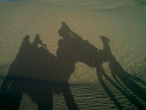 Douz une promenade en quiétude désertique ©  by by nc sa Margarita Modroño