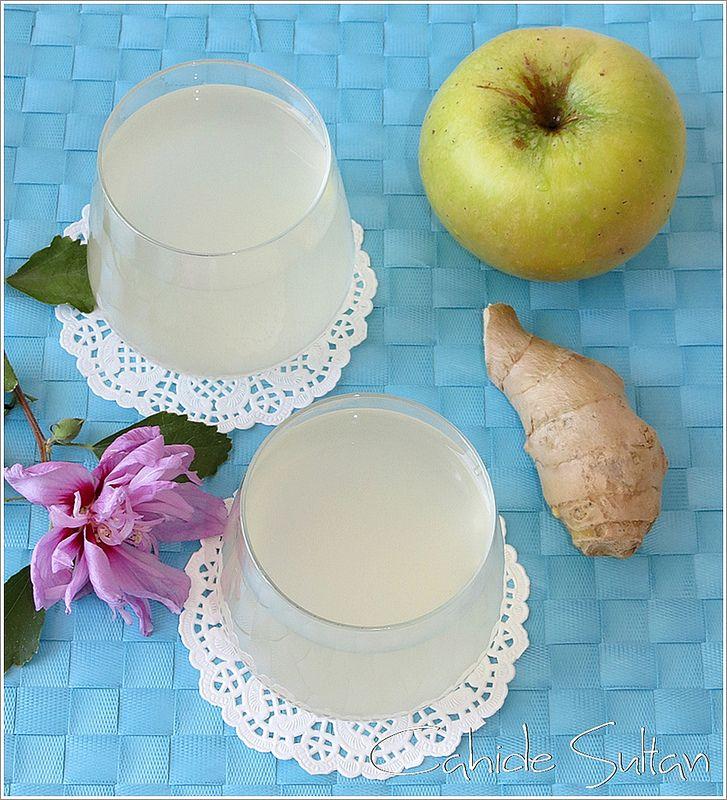 """Orada (cennette) kendilerine, katkısı zencefil olan içecekle dolu bir kâseden içirilir. (İnsan suresi:17.ayet) Geçen hafta pazarda, kasa kasa yeşil elmaların başında duran adam """"1 lira, 1 li…"""