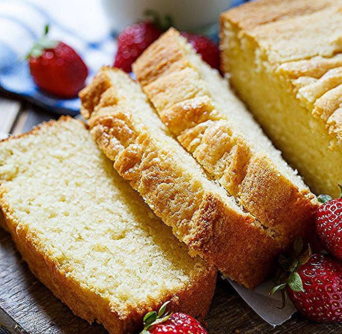 Condensed Milk Pound Cake Is A Buttery Rich And Dense Pound Cake Sweetened With Sweetened Condense In 2020 Condensed Milk Recipes Milk Recipes Best Pound Cake Recipe