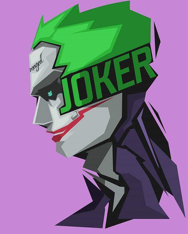 Joker #popheadshots