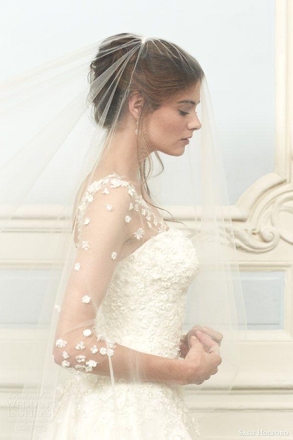 Sassi Holford 2015 Couture Wedding Dresses — Savoy Bridal Collection | Wedding Inspirasi