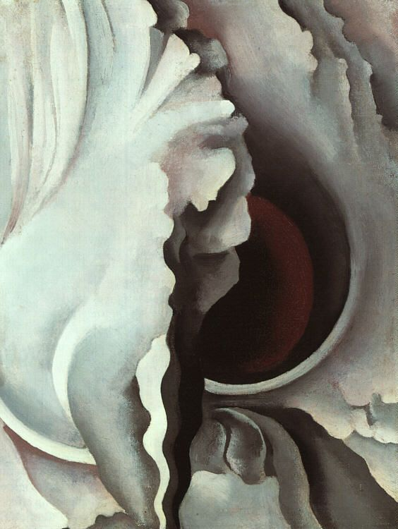 Georgia O'Keeffe ~ The Precisionist Movement, 1920 | Tutt'Art@ | Pittura * Scultura * Poesia * Musica |