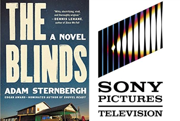 Sony TV & Original Film Book Rights To Adam Sternbergh's Novel 'The Blinds'