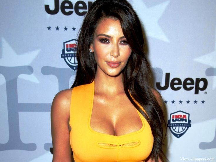 Kim Kardashian 2014 HD Wallpaper
