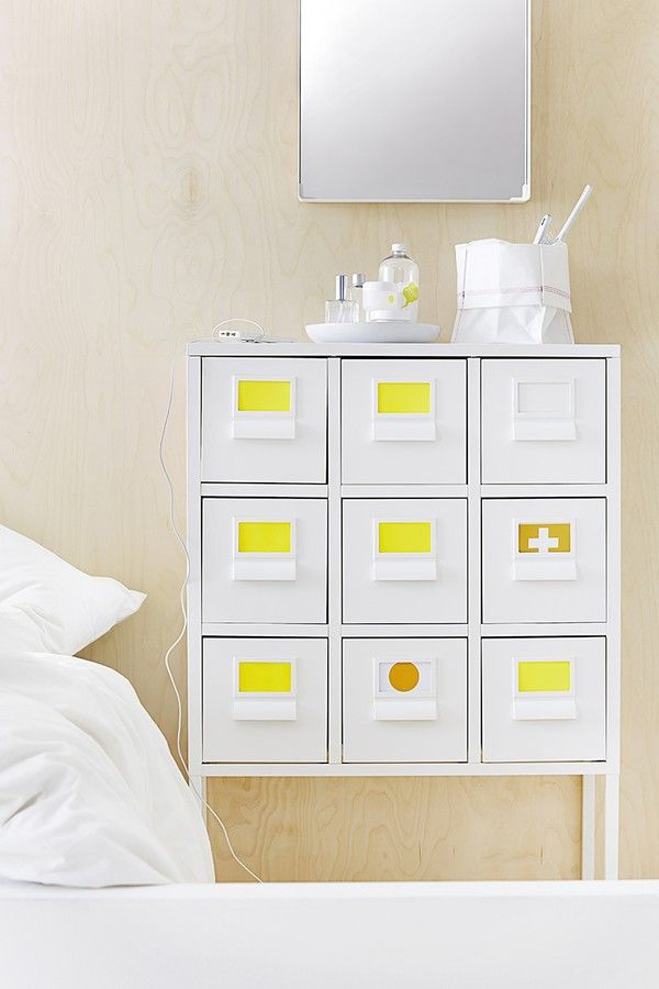 Ikea launches Sprutt, a storage collection in white - emmas designblogg