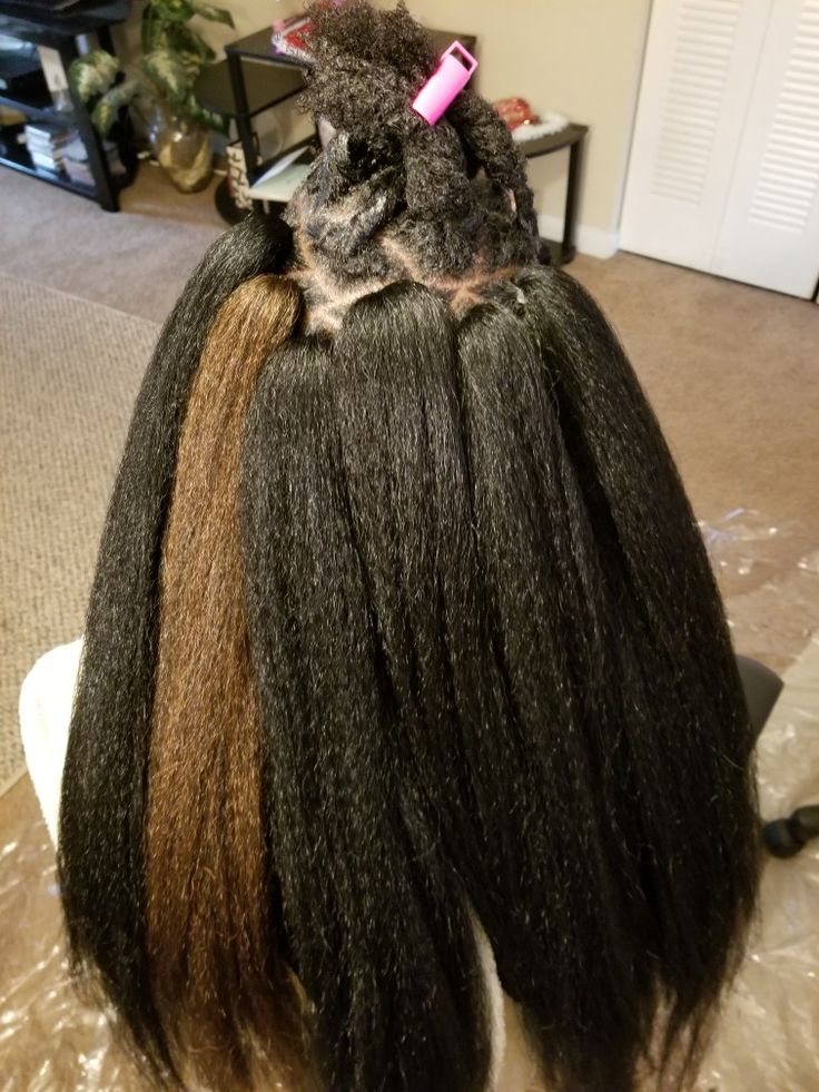 1/2/18 - Finished Victoria's Big Braids!!  #team natural #Triangle parts #water #shine n jam #blue magic (castor oil) #Argan Foaming Mousse #Argan leave-in conditioner #I Am Blessed Hands Edge Control #Argan Edge Control  **My Rubber band Technique**  #FB - HairstylesByNickcola  #IG - faithserenity2  #YouTube Channel - HairstylesbyNickcola  #Twitter - @HairByNikki915