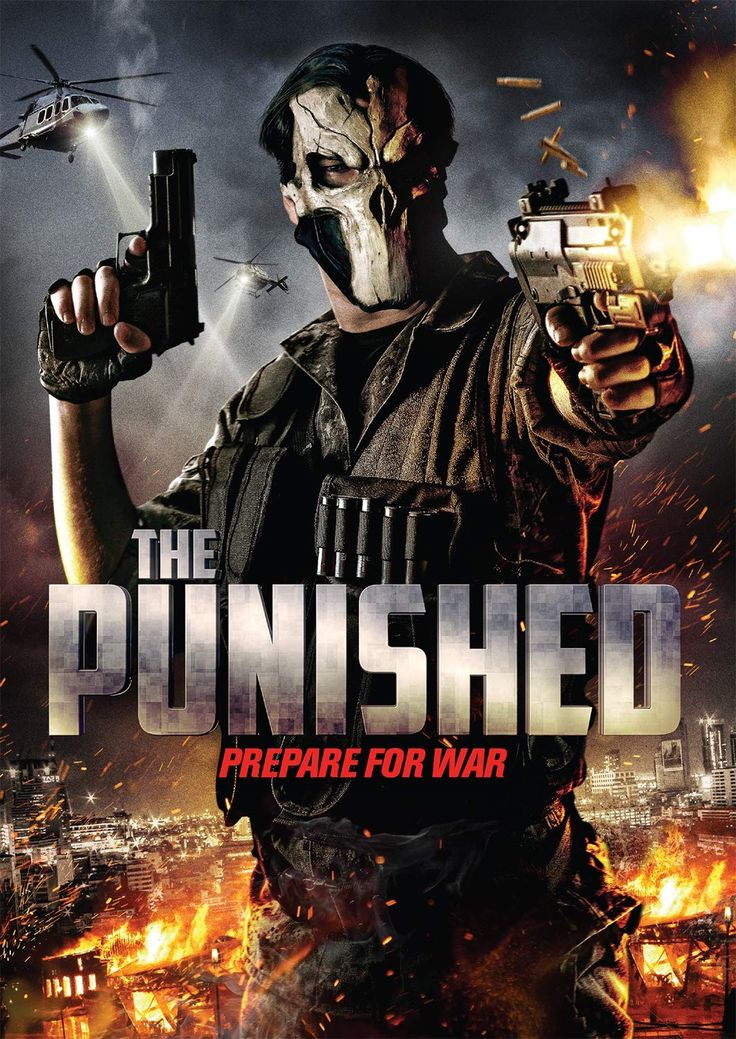 The Punished Dvd Wild Eye Releasing With Images Full Movies