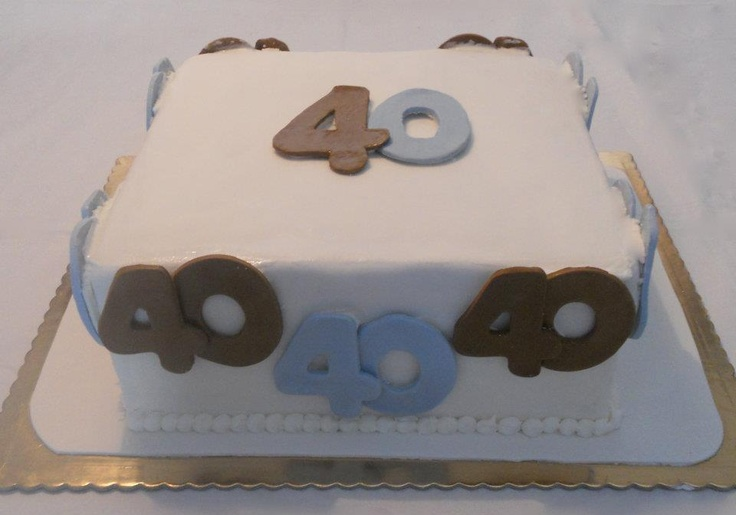 40° Compleanno
