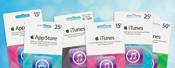 So verpasst ihr keine iTunes Karte mit Rabatt mehr *UPDATE2* ratgeber  itunes