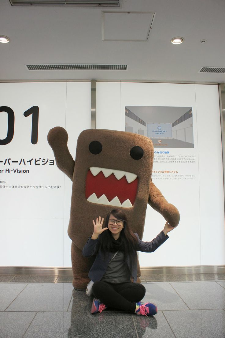 Born.To.Bite: Japan - Day 6 : NHK Studio Park, Takeshita Dori, A...