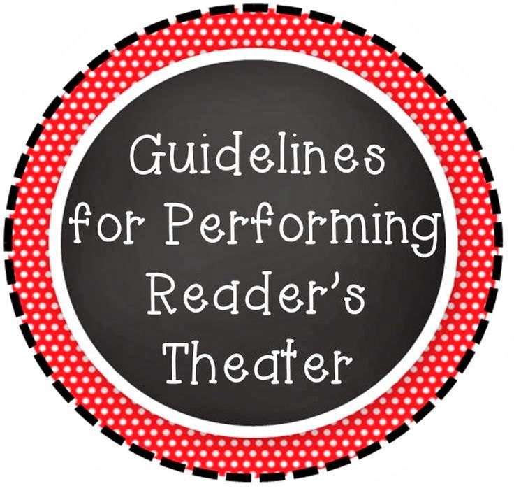 Do your students sometimes have a hard time following along with a script? Read my latest post: Guidelines For Performing Reader's Theater. http://thereadingtutorog.blogspot.com
