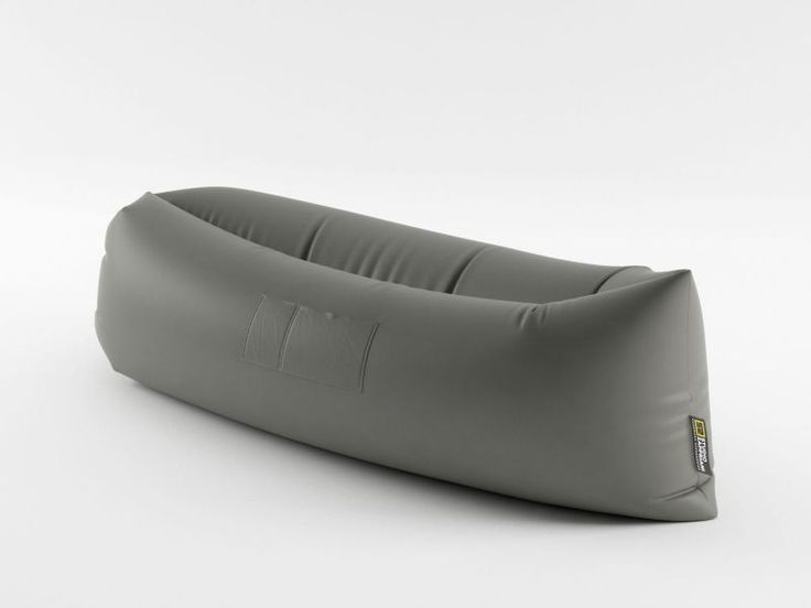 Barbariani- air lounge in gray color